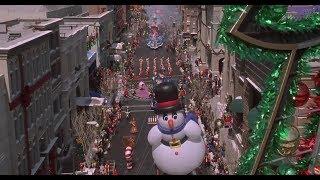 Шанс стать супер героем ... отрывок из фильма (Подарок на Рождество)1996