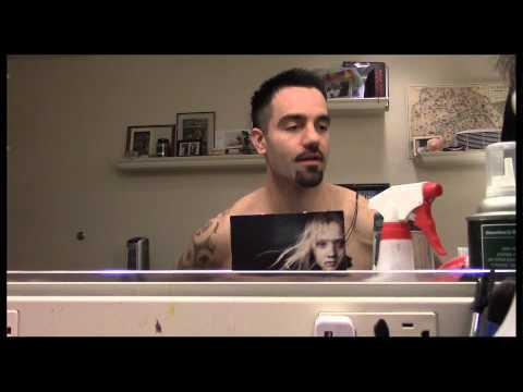 Vlogger 24601: Backstage at