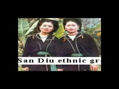 Diverse Ethnic Group of Vietnam 1