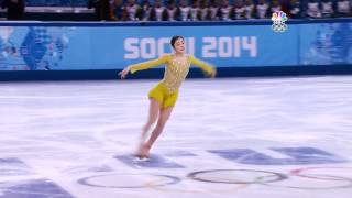 yuna kim sochi 2014 send in the clowns