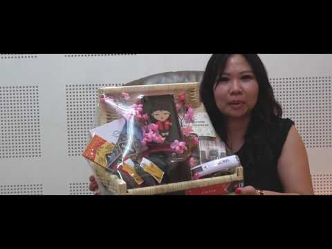 DBS Treasures - Live Kind Hampers Valentine's Day