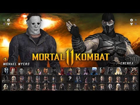 MORTAL KOMBAT  - FULL Roster LEAKED w/ DLC Characters, Story Details & Gameplay Changes? DEBUNKED!