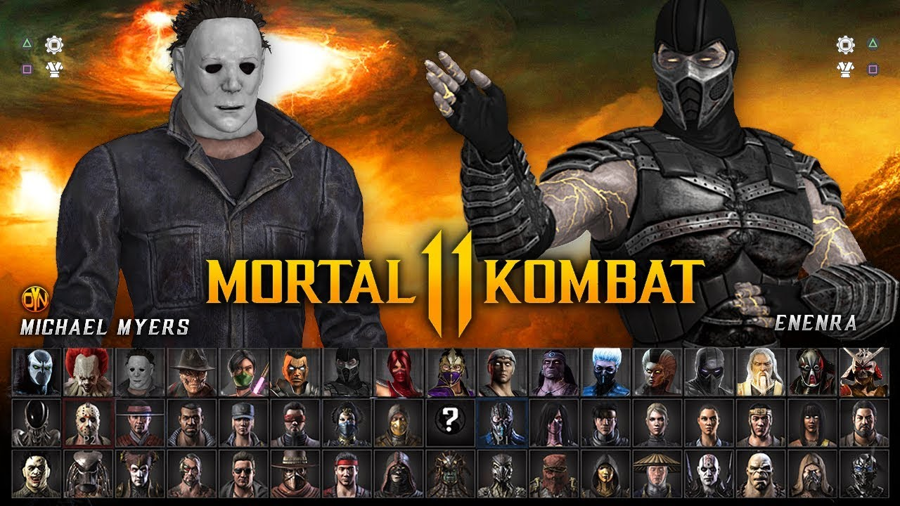 Mortal Kombat 11 New Kombat Pack Dlc Details Character Skins Confirmed W Gear System More Youtube