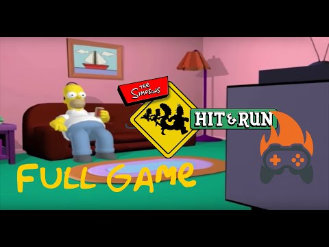 [PC] The Simpsons Hit And Run | Levels 1 - 7 | Missions 1 - 49 | Full Game