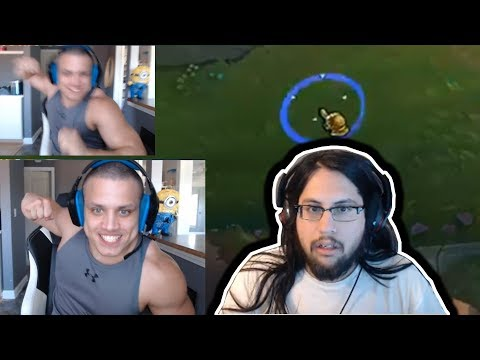 TYLER1 WANTED TO PUNCH IMAQTPIE AFTER HIS TWEET | IMAQTPIE SEES HIS REACTION | FROGGEN | LOL MOMENTS