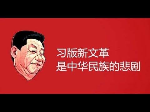 中国完全有文革再次发生的政治基础,低端人口是打手,富豪和中产将是被打砸抢的人口《建民论推墙133》