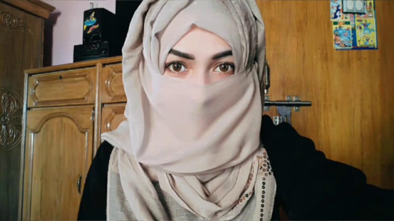 Hijab Tutorial with Niqab latest style Hd 1080 in hindi