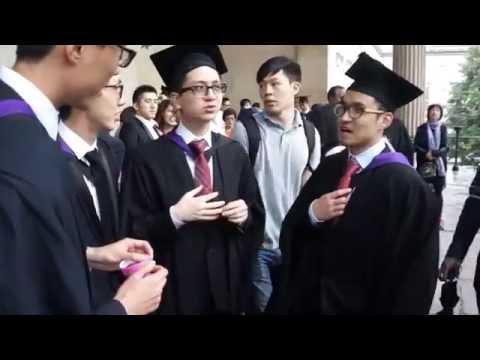2015 UCL Graduation Ceremonies