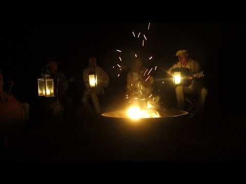 Ireland ~ The Jackson Creek Band at the Candlelight Event at Fort Foster