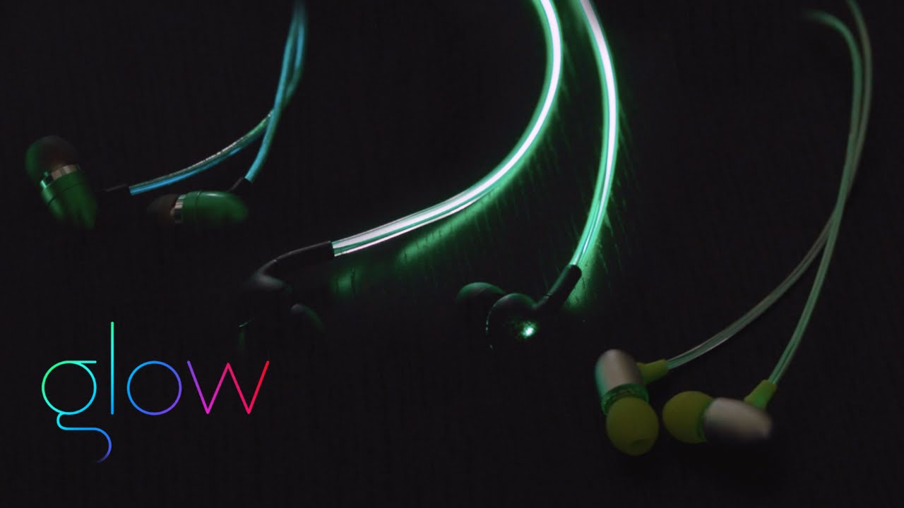 250f3b05f4f Glow Laser Wire VS LED and Electroluminescent. Glow Headphones