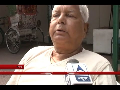 EXCLUSIVE: Lalu Prasad Yadav criticises note ban, says poor man feeling cheated