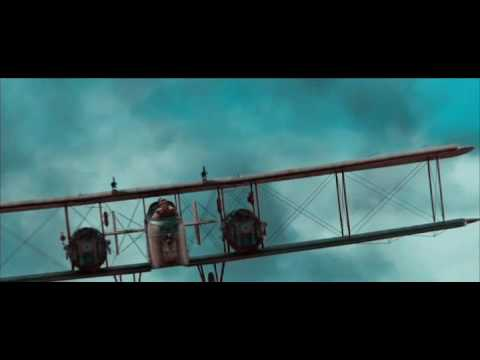 "Flying scene from ""Aviator"" - Music:  Johann Sebastian Bach - Toccata and Fugue in D minor BWV 565"