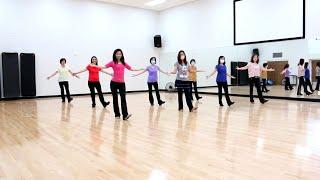 My Bestie Line Dance Dance Teach In English 中文
