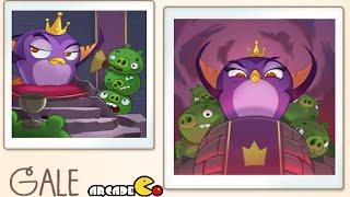 Angry Birds Stella: Gale New Costume UNLOCKED Beach Day Level 35 - 38 All Levels 3 Stars Walkthrough