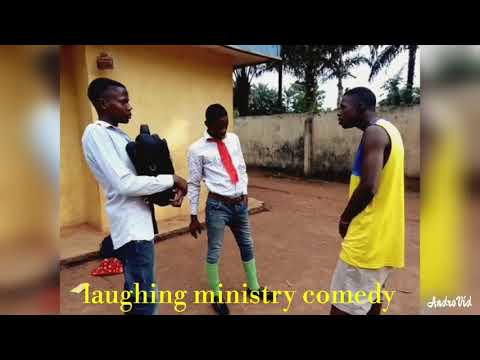 Ghana boy (laughing ministry Comedy