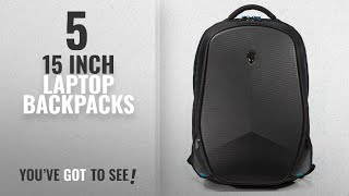 15 Inch Laptop Backpacks [2018 Best Sellers]: Dell Alienware 15