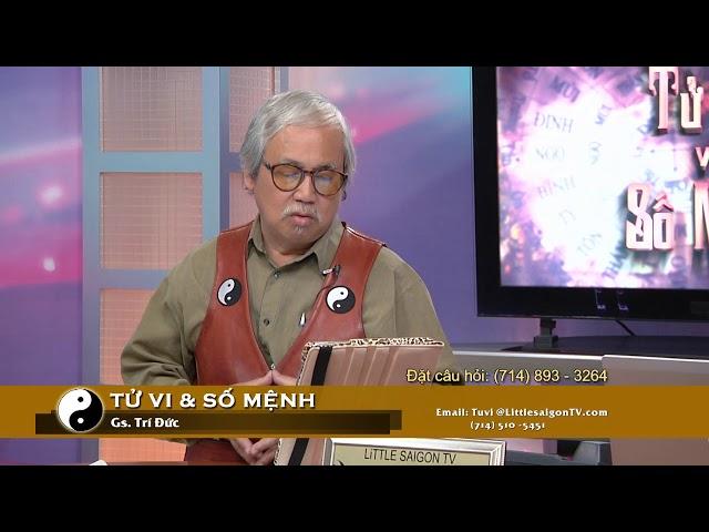 TU VI SO MENH 2020 02 21 PART 2 Gs TRI DUC