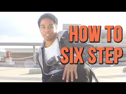 How To Breakdance For Beginners Six Step
