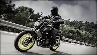 Yamaha MT-07 Features & Benefits
