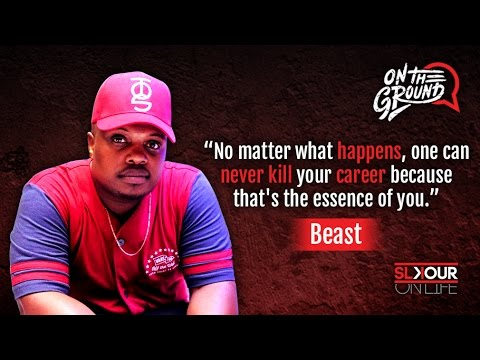 On The Ground: Beast On His Super Emcee x Overcoming A Career Setback