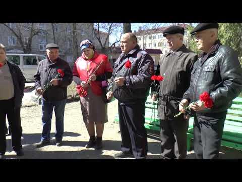День Ветеранов МВД 17 04 2019 г Шумерля