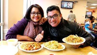 দেশী স্টাইলের চাইনিজ - Mini India Pakistan at NEW JERSEY With Indian Style CHINESE FOOD