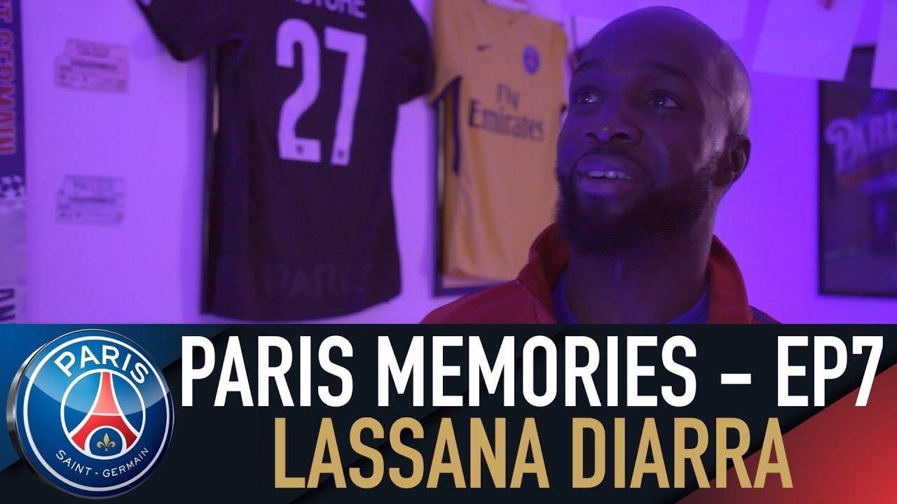 PARIS MEMORIES - EPISODE 7 : LASSANA DIARRA
