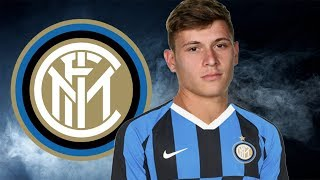 Nicolo Barella ● Welcome to Inter Milan/Internazionale 2019 ● Skills, Goals & Passes ⚫️🔵