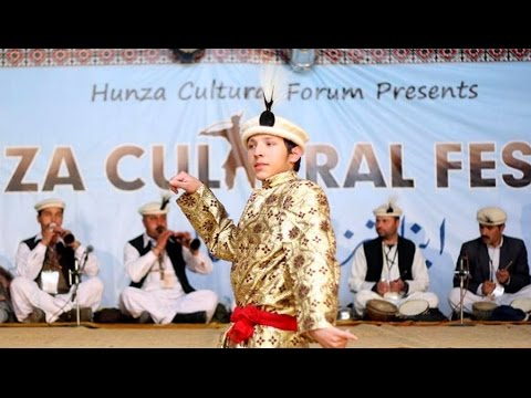 Hunza Cultural Show in Islamabad  گلگت بلتستان کی منفرد ثقافت