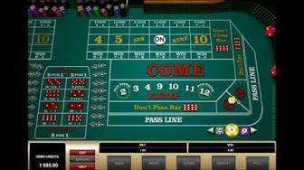 CRAPS online free casino SLOTSCOCKTAIL microgaming
