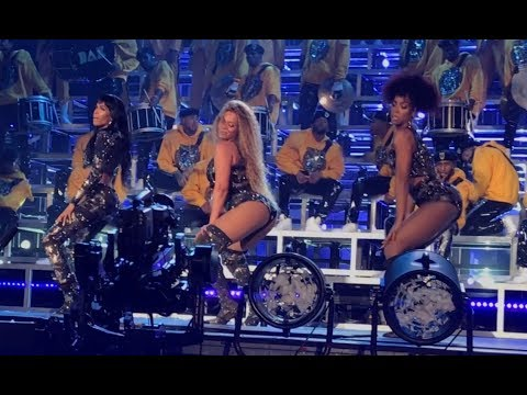 Destiny's Child - Lose My Breath / Say My Name / Soldier Coachella Weekend 1 4/14/2018