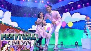 Thalia Putri Onsu & Betrand Peto Putra Onsu [ANJING WASHINGTON] - Festival Kilau Raya 29