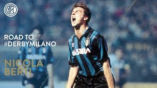 Road to #DerbyMilano | Nicola Berti's derby memories