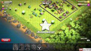 ME ABRE EL CLASH OF CLANS| Clash Of Clans