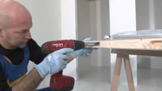 Сборка деревянной двери для пенала серии SYNTESIS Line(Видео по сборке дверного полотна в пенал под шпаклевку Syntesis. Данный пенал имеет в комплекте все необходимые..., 2015-11-29T21:42:45.000Z)