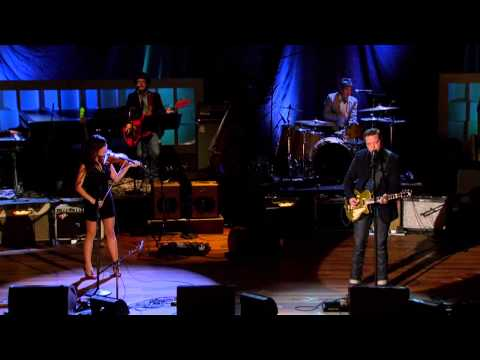 "2012 Official Americana Awards - Jason Isbell and the 400 Unit ""Alabama Pines"""