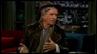 Keith Richards on Jimmy Fallon May11 2011.