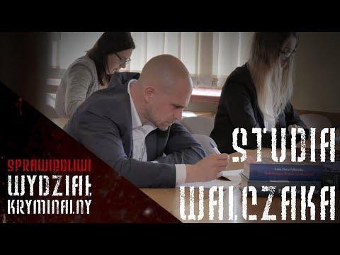 """""""Sprawiedliwi: Wydział Kryminalny"""": Walczak na studiach"""