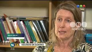 Vecinos en Guerra: análisis de los conflictos - Telefe Noticias