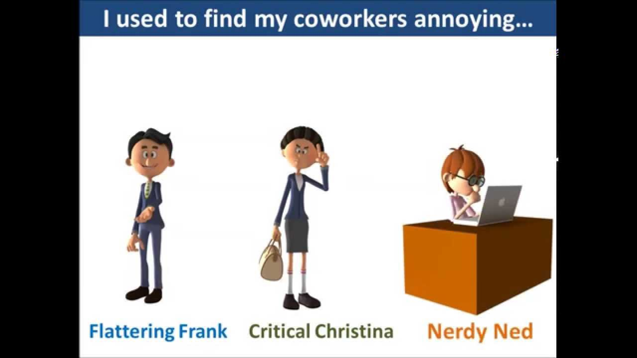 i used to my coworkers annoying i used to my coworkers annoying