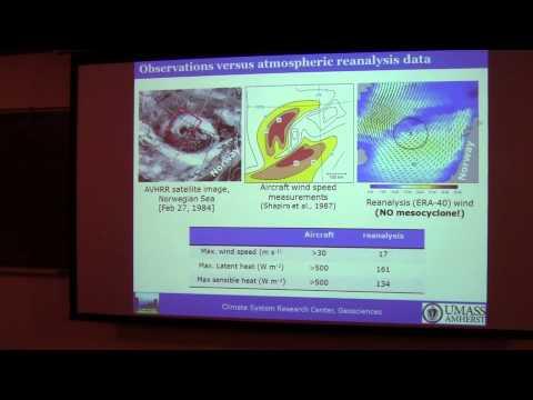 SoMAS / ITPA - Impact of Polar Mesoscale Storms on Atlantic Ocean Circulation