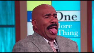 Have you tried these crazy diets? || STEVE HARVEY