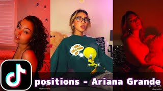 positions - Ariana Grande   TikTok Compilation