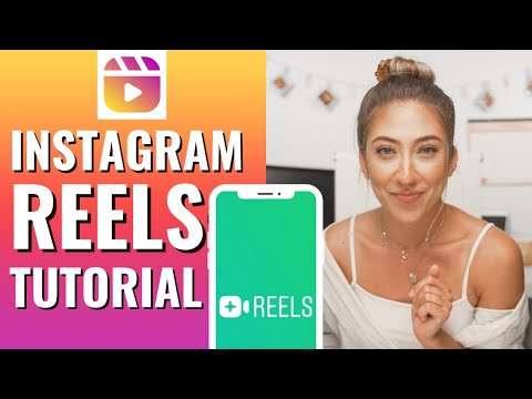 FULL INSTAGRAM REELS TUTORIAL | Everything you need to know to make and use Instagram Reels!
