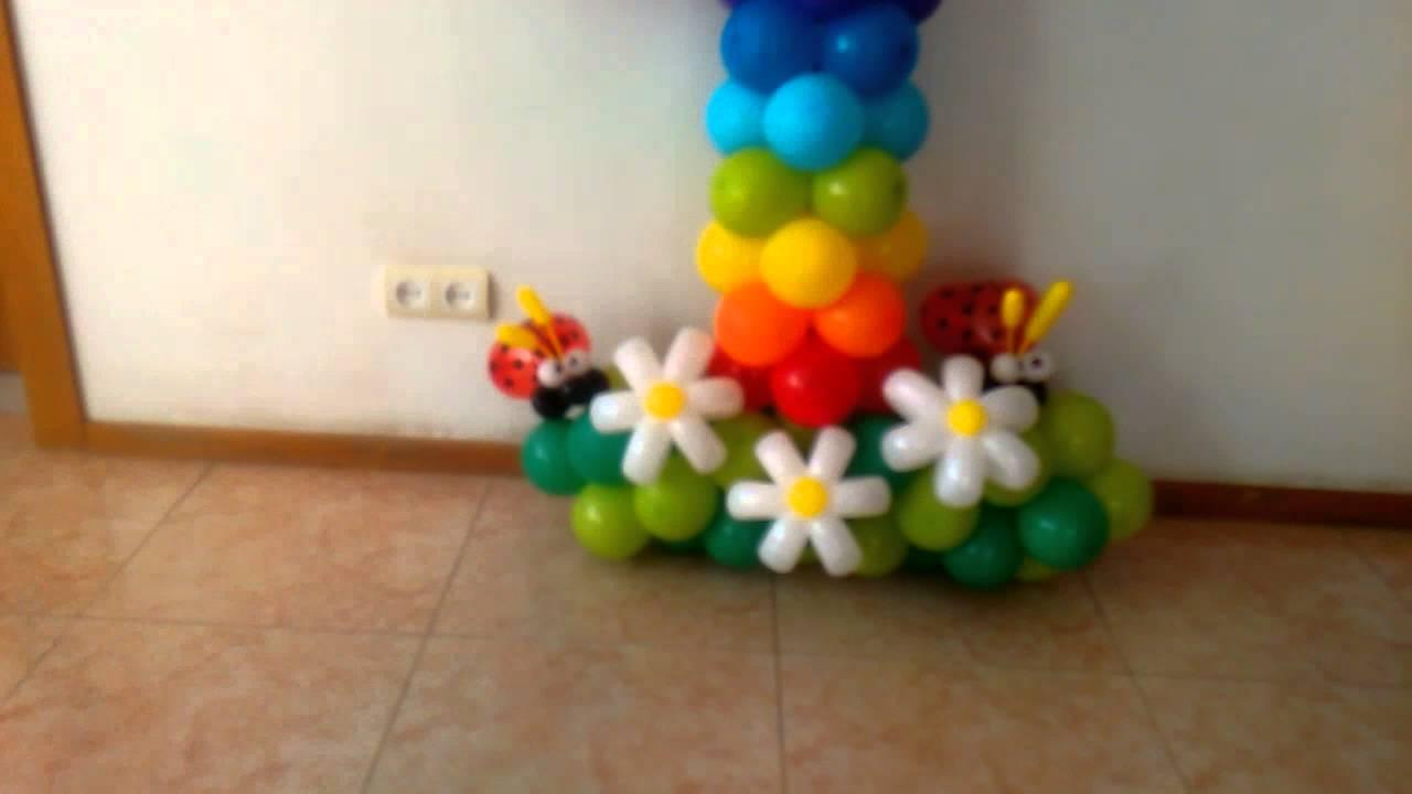 Как сделать 1 из воздушных шаров фото 16