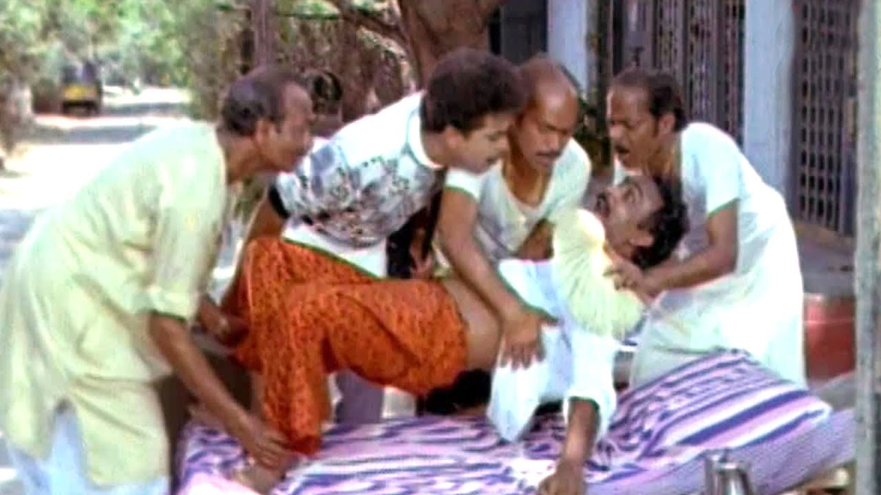 Download Male Pregnancy Pains - Comedy Kings - Naresh, Kota, Brahmanandam