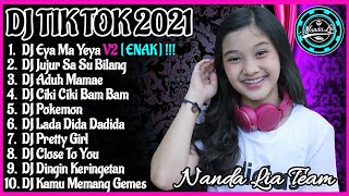 Download lagu Dj Tik Tok Terbaru 2021 | Dj Eya Ma Yeya Full Album Tik Tok Remix 2021 Full Bass