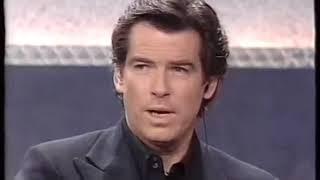 Wetten Dass ? in Mannheim - 1997  Pierce Brosnan