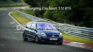 Video Nurburgring Clio Sport 172 24 07 2016 download MP3, 3GP, MP4, WEBM, AVI, FLV April 2018