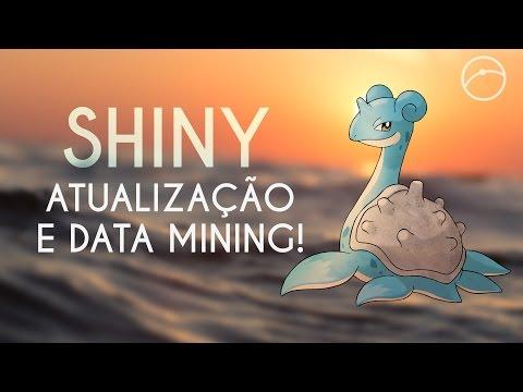 Pokémon Shiny, Atualização e Data Mining 0.59.1! | Pokémon GO